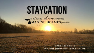 Holiday staycation