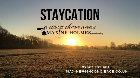 Holidays from home – Your staycation